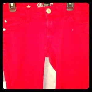 Celeberity Pink Jeans